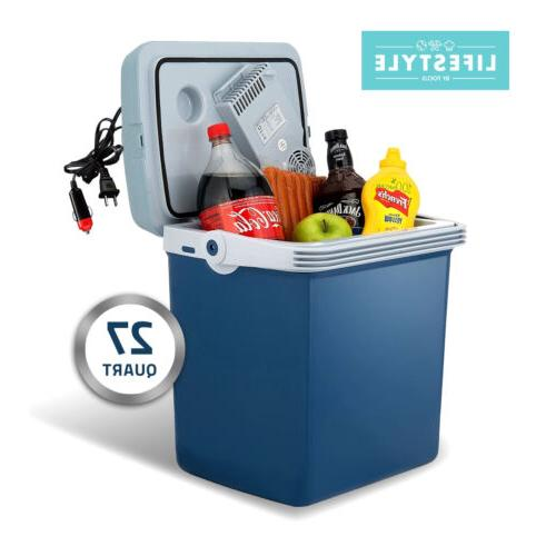 Lifestyle 27 Quart Electric Cooler/Warmer with