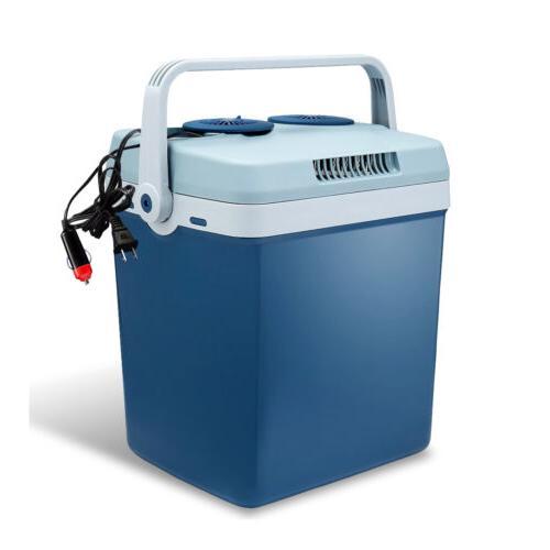 lifestyle 27 quart electric cooler warmer