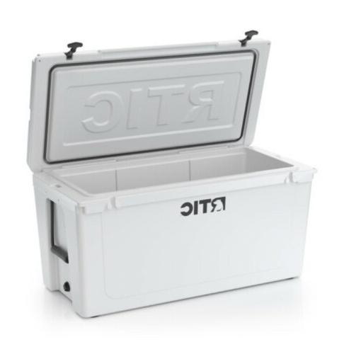 NEW RTIC QT Cooler WHITE