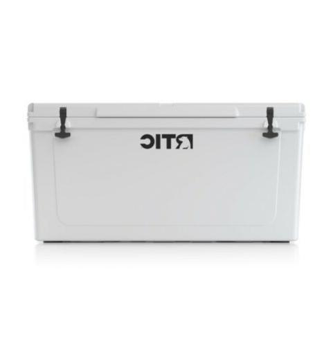 new 145 qt cooler white