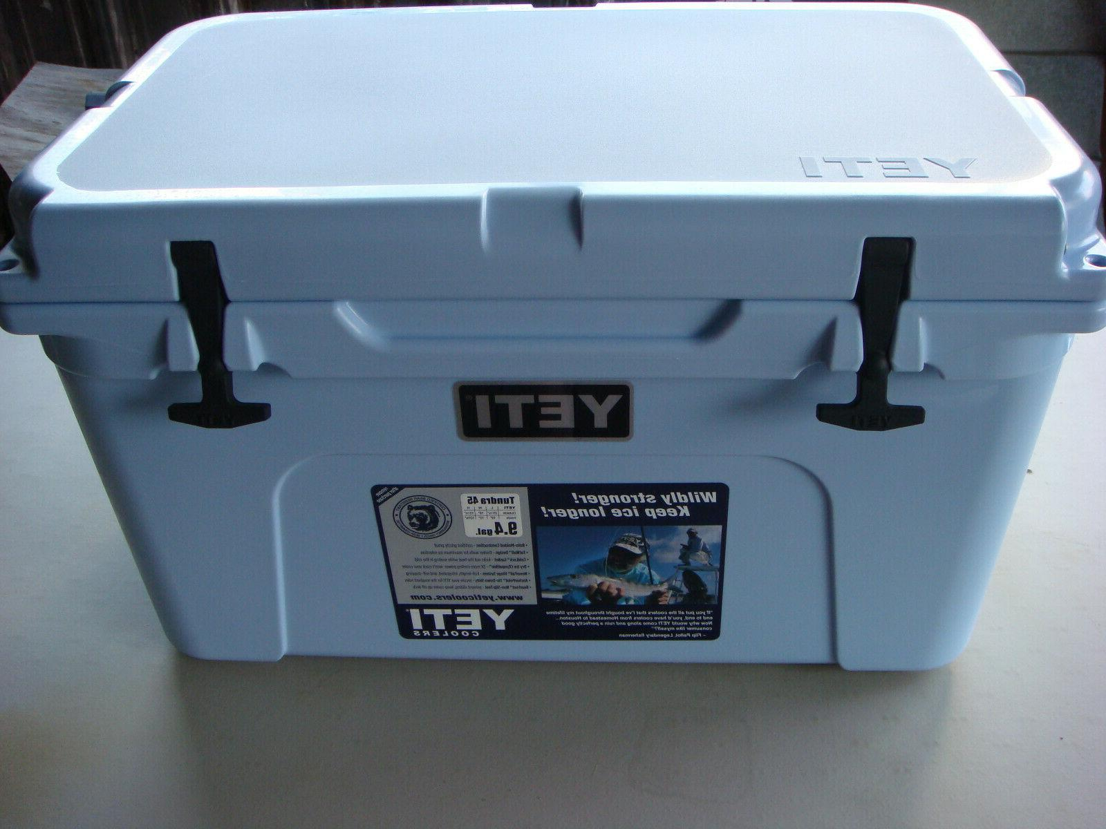 new tundra 45 cooler hard to find