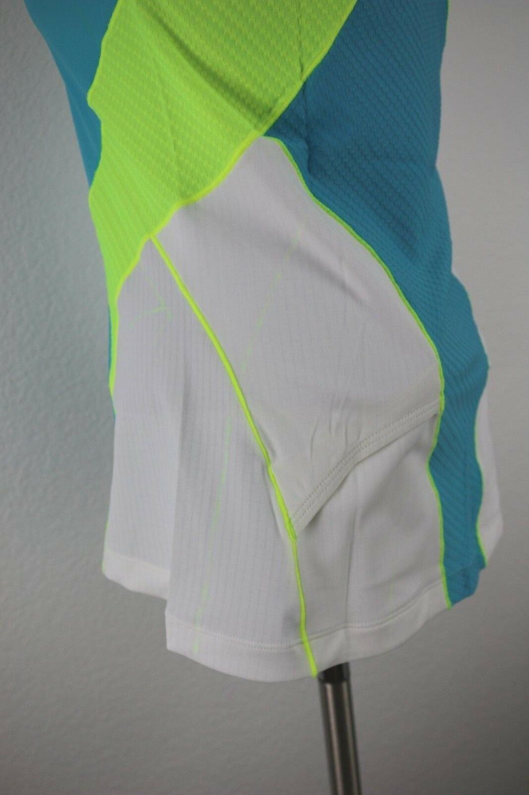 NWD Pearl Women's P.R.O. In-R-Cool Tri SL Jersey XL