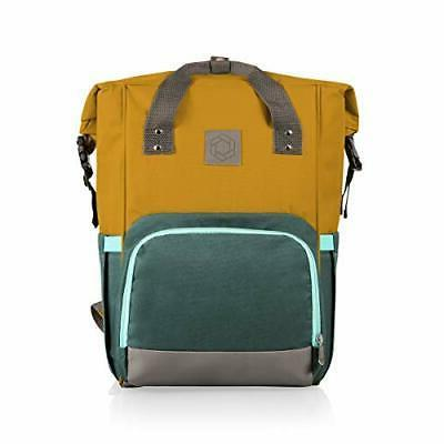 ONIVA a Picnic Time Brand OTG Roll-Top Cooler Backpack