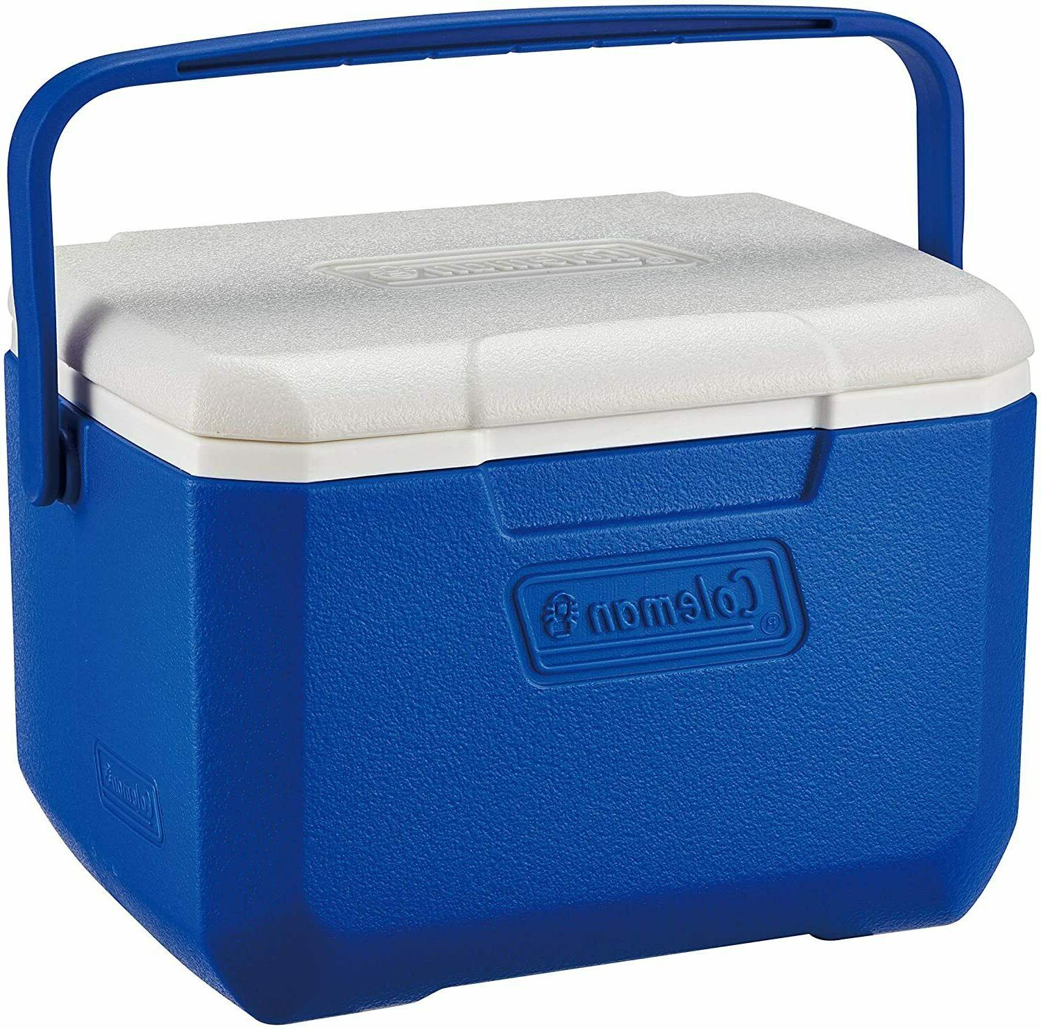 personal cooler coleman ice chest lunch box