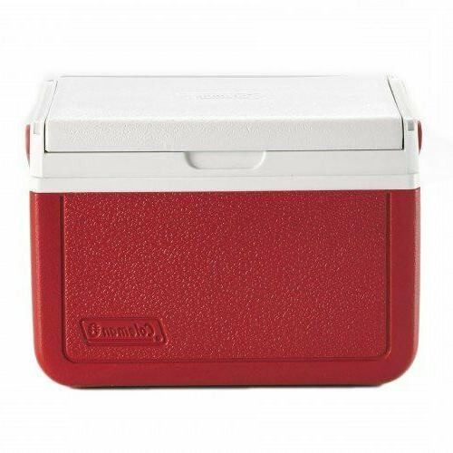 Personal Ice Chest Box 5 Camping RED