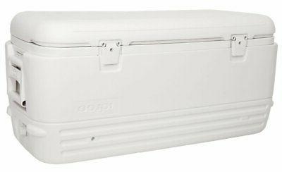 polar cooler 120 quart white