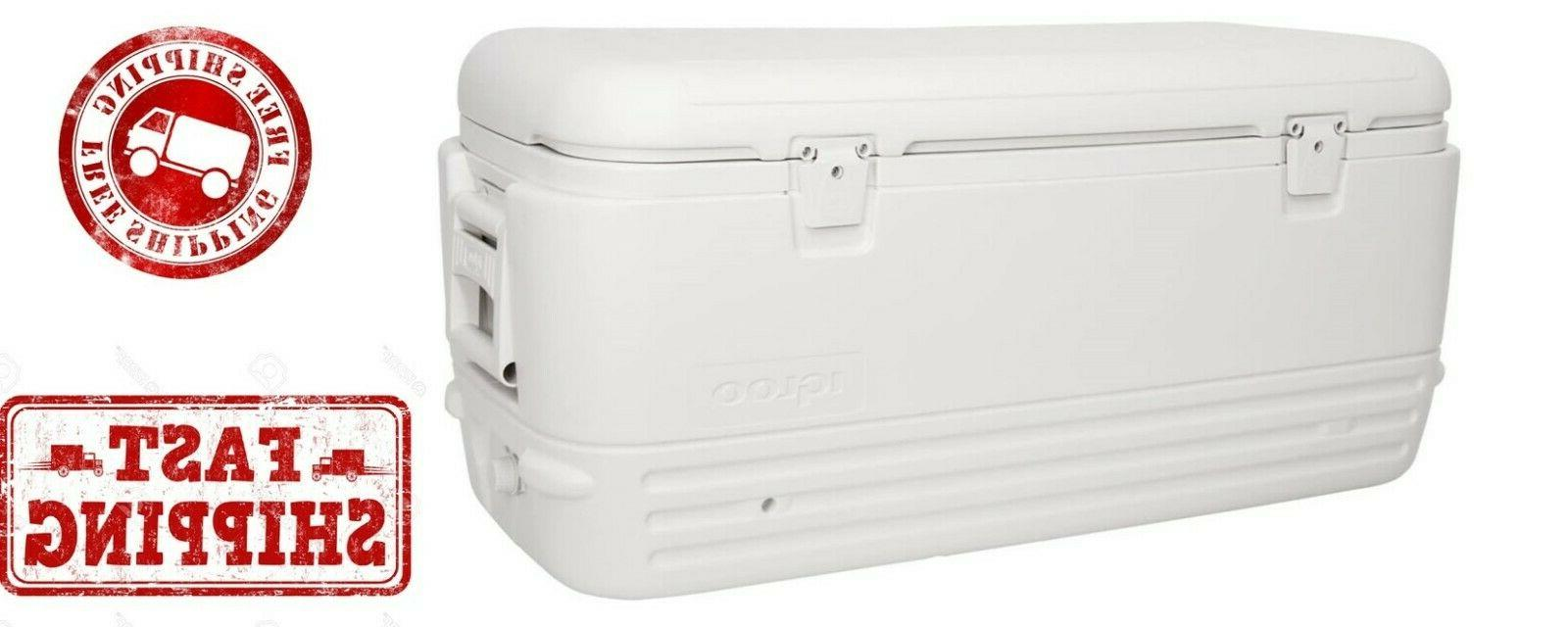 polar cooler chest cans camping outdoors party