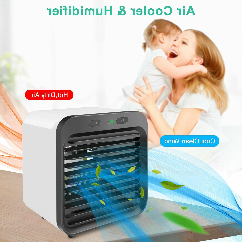 Portable Cooler Fan Neck Fan