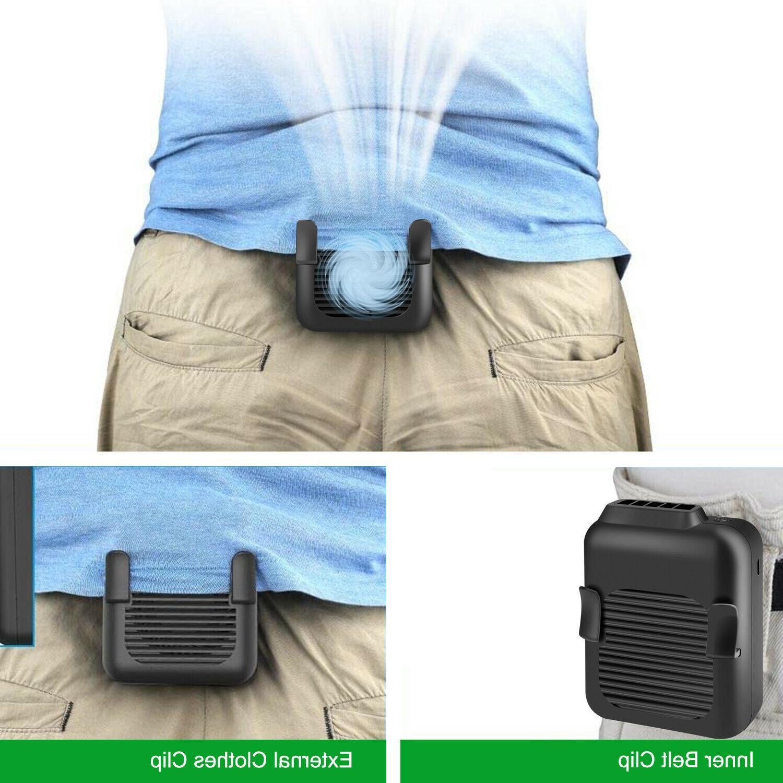 Portable Cooler Cooling USB Neck Fan