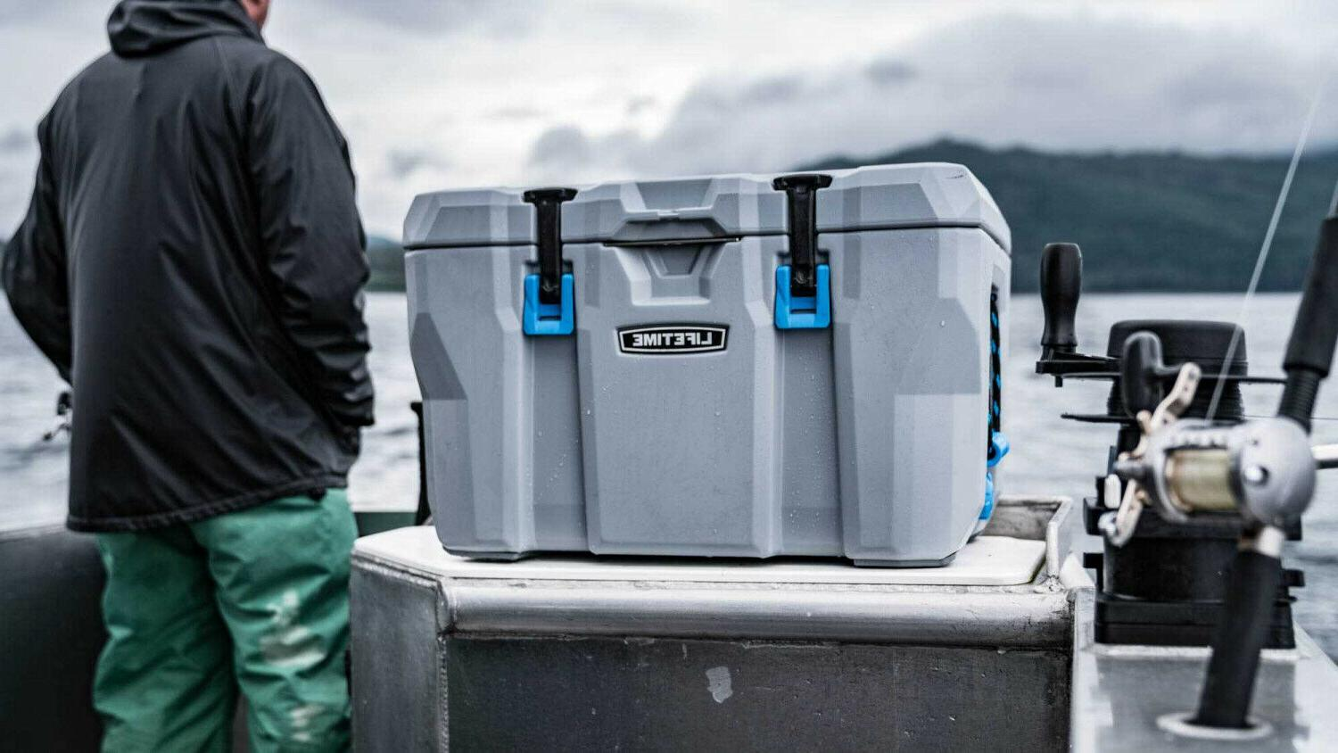 Professional Grade Chest 7-Day Camping