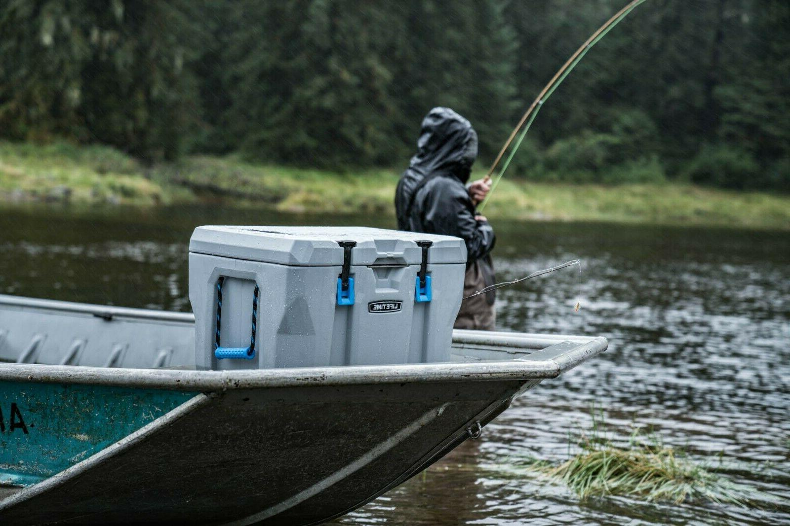 Professional Grade Ice Chest 7-Day Ice Camping Hunting Fishing