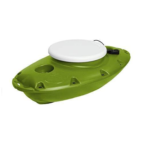 pup floating cooler