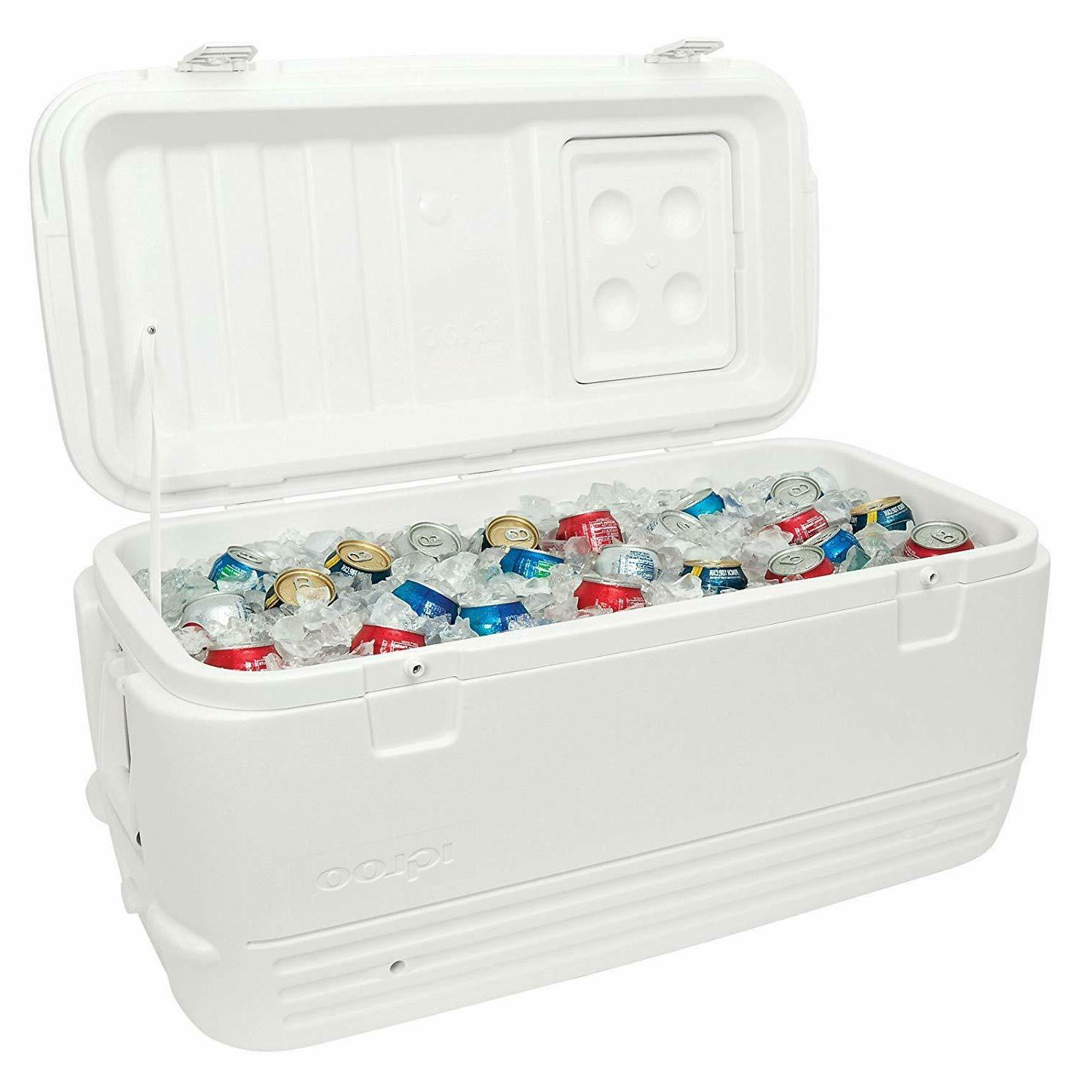 Quick 100 Cooler Chest Marine Camping Equipment