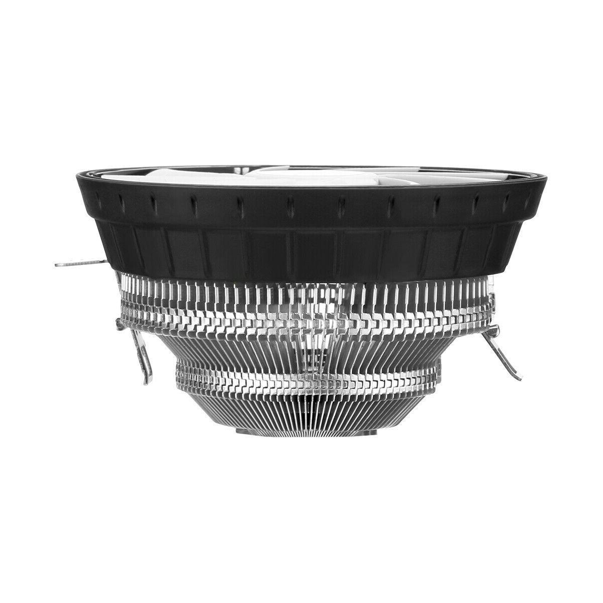 RGB Fan Heatsink For 1156/1155/1151/1150 /775 AM2+