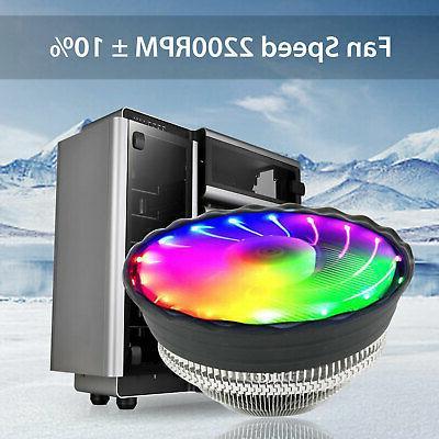 RGB Fan LGA1155