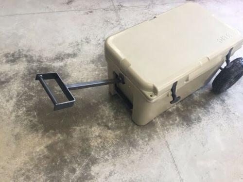 "Wheel Tire Axle YETI 65 ""THE HANDLE"" COOLER"