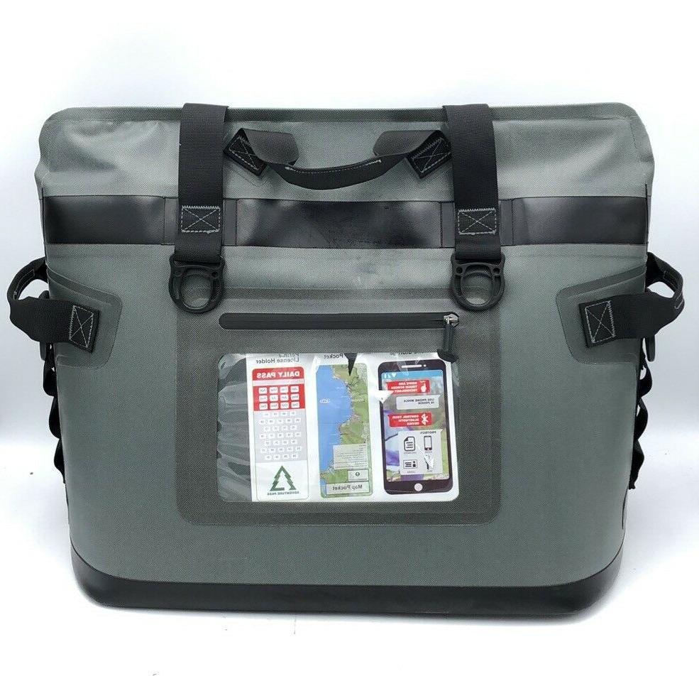 Coho Soft Bag Cans + ICE Waterproof Cooler Bag