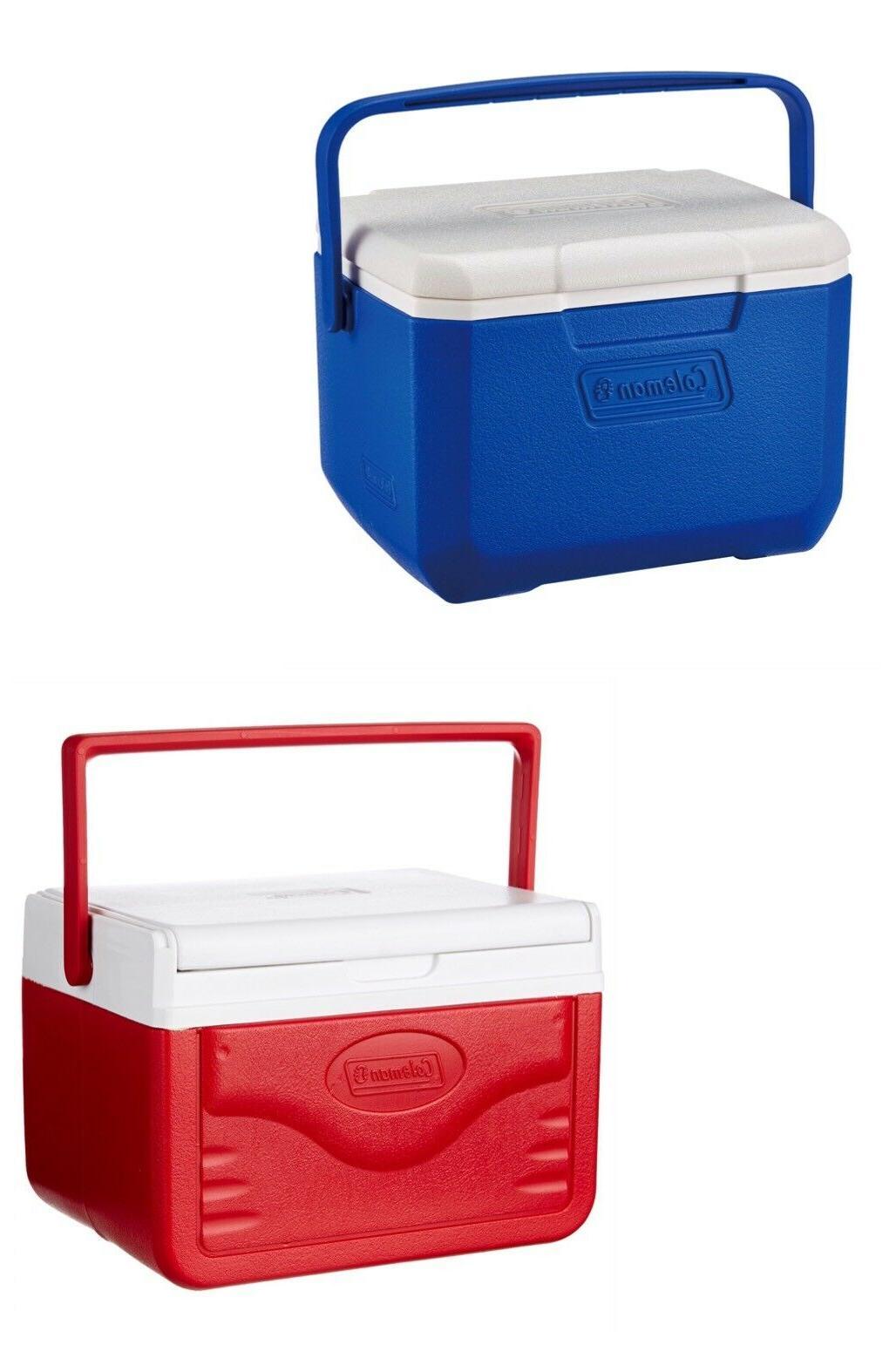 summer item small fliplid personal cooler 5