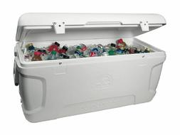 Large Igloo Cooler 150 Qt Quart Max Cold Ice Chest Insulated
