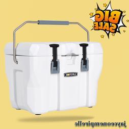 Lifetime 28 Quart High Performance Cooler - Gray or White Ne