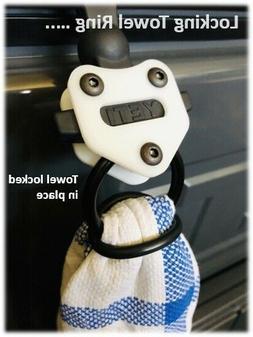 Locking Towel Ring Fits YETI Replacement Latch Tundra 65 75