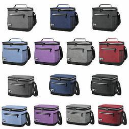 Lunch Bag for Women Men Kids Insulated Leakproof Cooler Bag