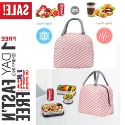 Lunch Bags for Women Insulated Tote Durable Fashion Thermal