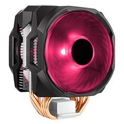 Cooler Master MAP-T6PN-218PC-R1 RGB CPU Air Cooler 6 CDC Hea