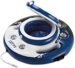 "Intex Mega Chill, Inflatable Floating Cooler, 35"" Diameter"