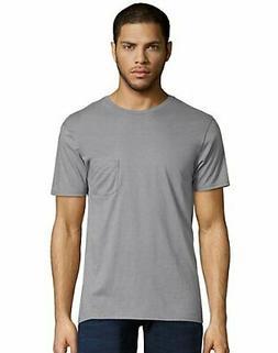 Men's Pocket T-Shirt Men's Shirts Nano-T Short Sleeve Ribbed