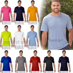 Hanes Mens Cool DRI with FreshIQ Performance 100% Polyester
