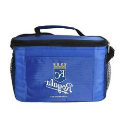 Kolder MLB 6 Pack Coolers - Insulated Lunch Boxes with Zippe