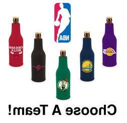 NBA Bottle Jersey Cooler - Neoprene Cooler - Pick your team!