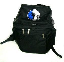 New Picnic Time Dallas Mavericks Zuma Backpack Cooler black