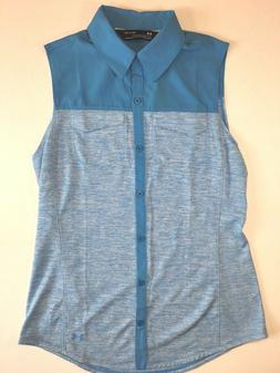 NEW Under Armour Fish Hunter Hybrid Women's Shirt Vest Size