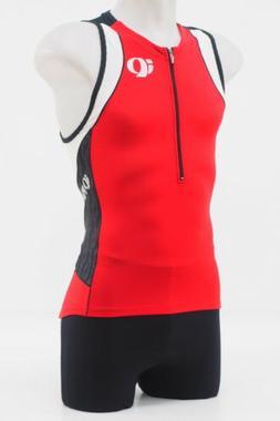 New! Pearl Izumi Men's Elite In-R-Cool Triathlon Singlet Siz