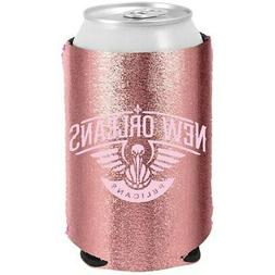 New Orleans Pelicans 12oz. Rose Gold Can Cooler