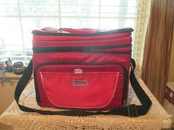 NEW Coleman Soft Cooler w/Hard Plastic Removable Liner Lunch
