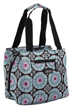 """Nicole Miller of New York Insulated Lunch Cooler 11"""" Lunch T"""