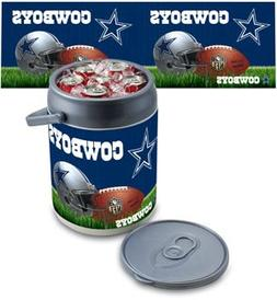 Picnic Time NFL Dallas Cow Can Cooler