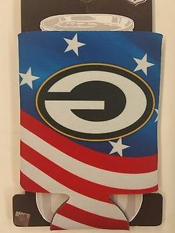 NFL Green Bay Packers USA Can Cooler, Coozie, Koozie, NEW