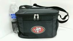 NFL San Francisco 49ers Lunch Bag - Insulated Box Tote - 6-P