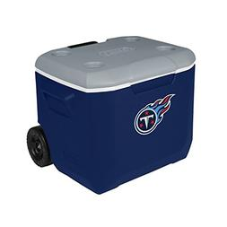 60 Quart Performance Wheeled Cooler - Tennessee Titans