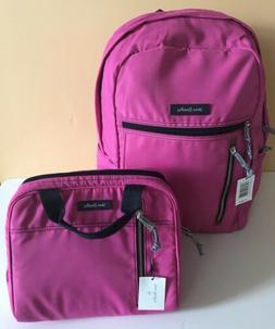 NWT VERA Bradley Lighten Up Small Backpack & Lunch Cooler in