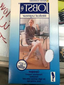 Jobst Opaque 15-20 Compression Pantyhose Hosiery Stockings 1