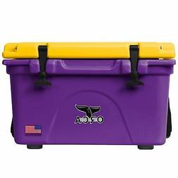 Orca ORCPU/G0026 Roto Molded 26 Quart 24 Can Insulated Ice C