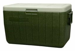 Coleman Performance Portable Cooler, 48 Quart, Green - 30000