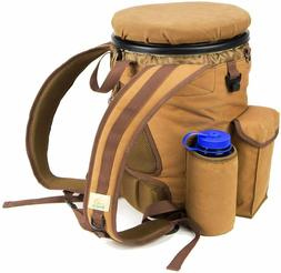 PERGRINE Venture Bucket Backpack-Cooler-Seat Combo Hunting H