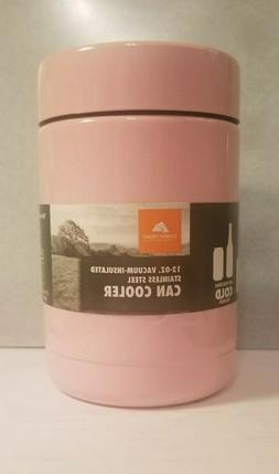 Ozark Trail Pink 12 oz Can Cooler Koozie Insulated Sweat Fre