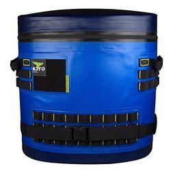 ORCA POD 28.5 Qt Blue Backpack Cooler